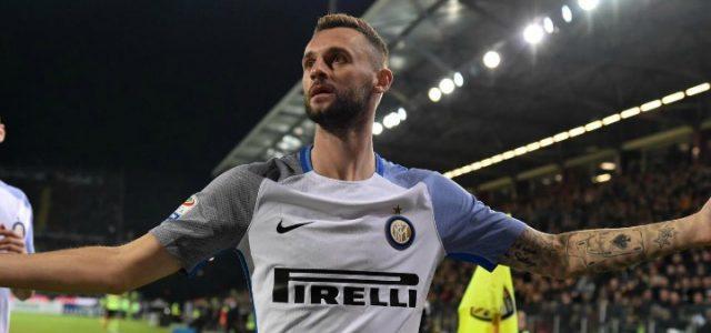 Brozovic esultanza Inter