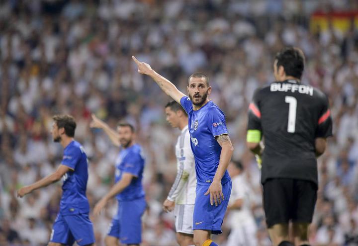 Buffon_Bonucci_Ronaldo_lapresse_2017