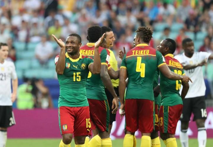 Camerun Coppa d'Africa