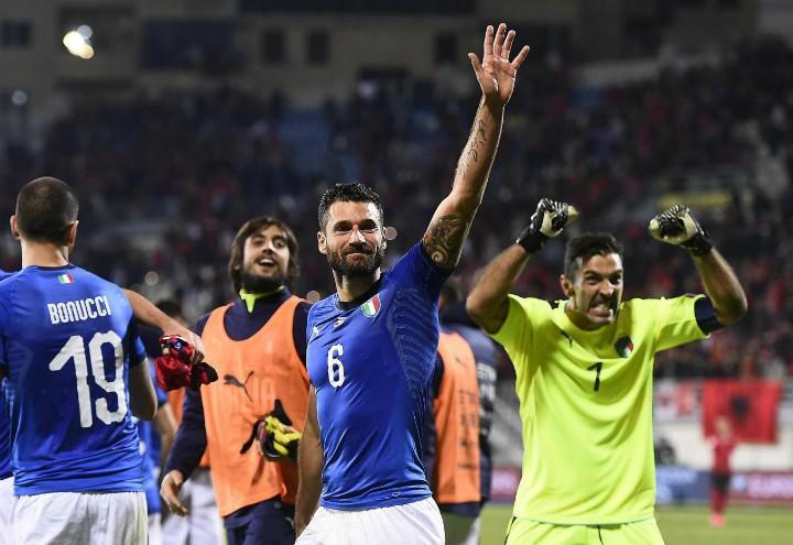 Candreva_Buffon_Italia_lapresse_2017