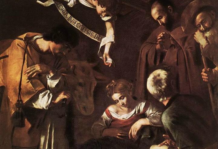 Caravaggio_Nativity