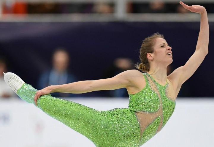 Carolina Kostner Golden Skate Awards