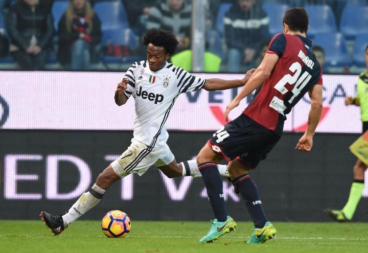 Cuadrado_Munoz_Juventus_Genoa_lapresse_2017