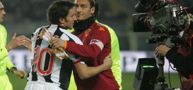 DelPiero_Totti_Juve_Roma_lapresse_2017