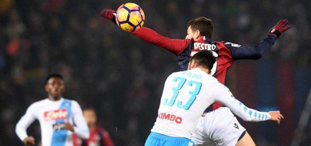 Destro_Albiol_Bologna_Napoli_lapresse_2017