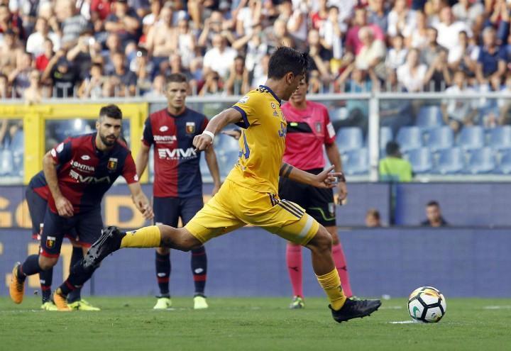 Dybala_rigore_Juventus_Genoa_lapresse_2017