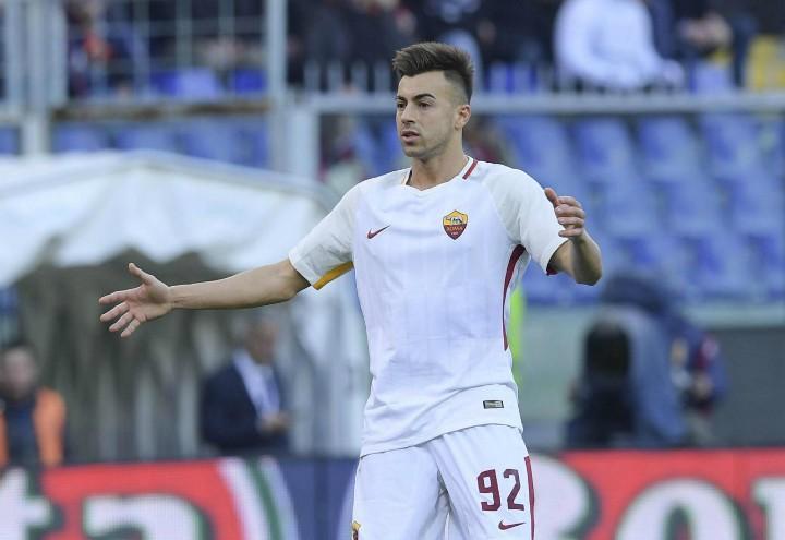 El_Shaarawy_Roma_Genoa_gol_lapresse_2017