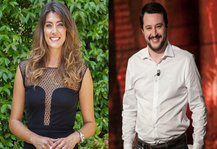 Elisa_Isoardi_Matteo_Salvini