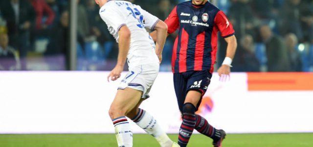 Falcinelli_Crotone_Sampdoria_lapresse_2017