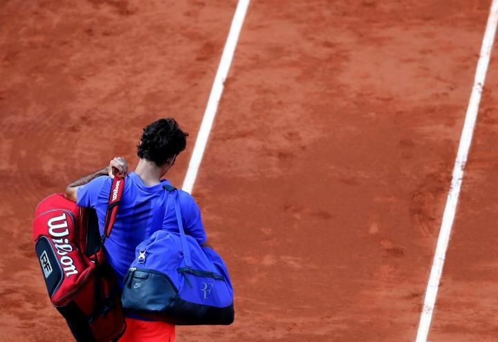 Federer Roland Garros