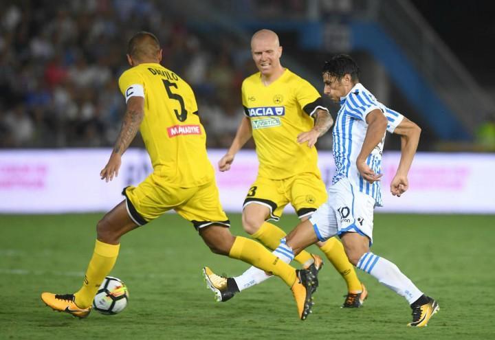 Floccari_Danilo_Hallfredsson_Udinese_Spal_lapresse_2018