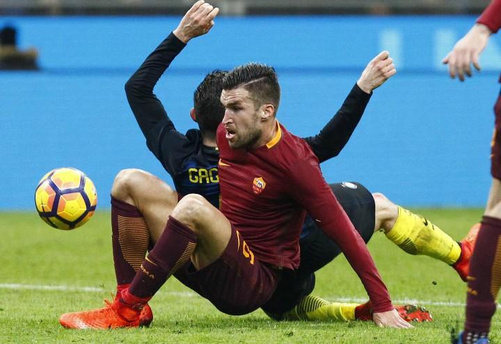 Gagliardini_Strootman_Roma_Inter_lapresse_2017