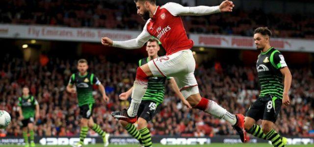 Giroud_Arsenal_tiro_lapresse_2017