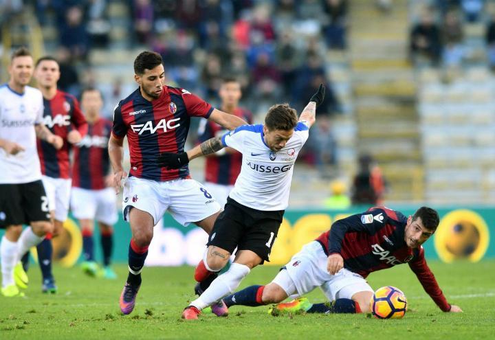 Gomez_Bologna_Atalanta_lapresse_2017
