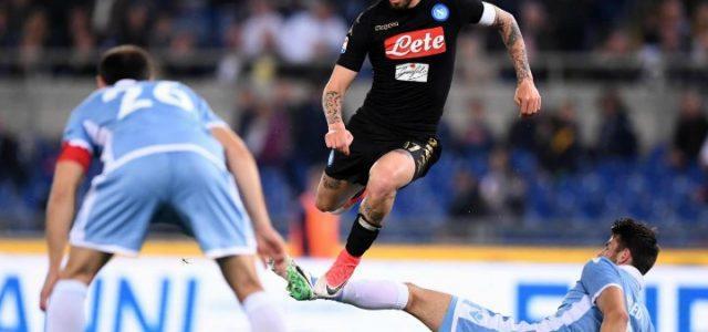 Hamsik_Napoli_Lazio_lapresse_2017
