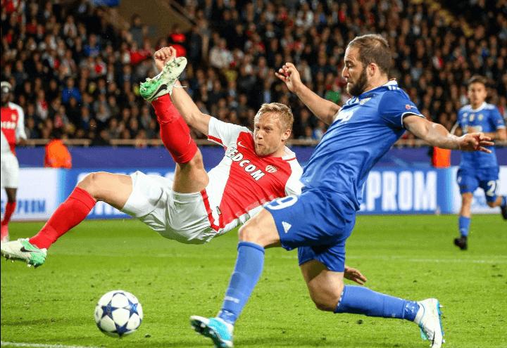 Higuain_blu_gol_Juventus_Monaco_lapresse_2017