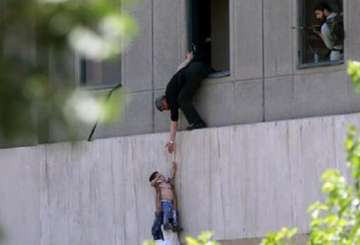 IRAN-TERRORISMO