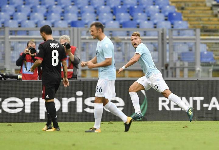 Immobile_esultanza_Lazio_Milan_lapresse_2017