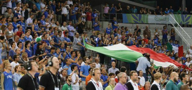 Italia basket bandiera