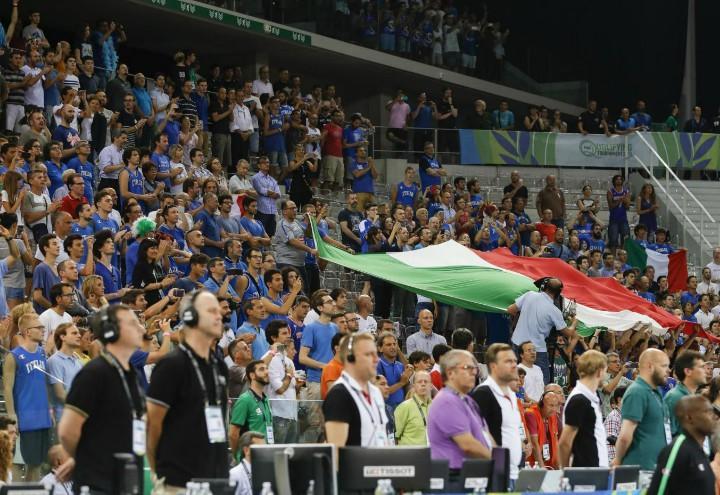 Italia_basket_bandiera_lapresse_2018