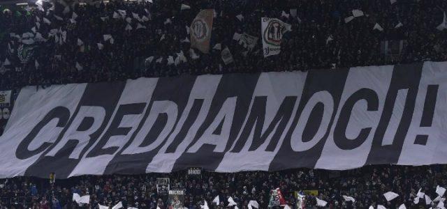 Juventus_crediamoci_striscione_lapresse_2018