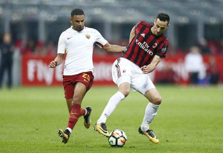 Kalinic_Bruno_Perese_Milan_Roma_lapresse_2017