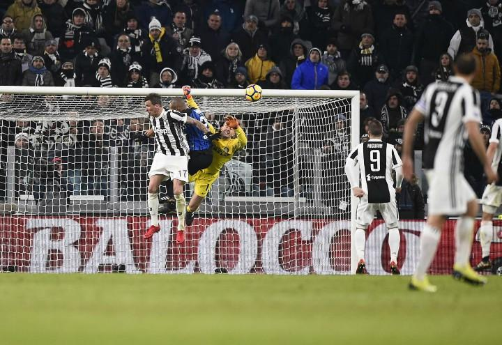 1bb8962bef VIDEO/ Inter-Juventus (1-1): gol e highlights. Spalletti: io ...