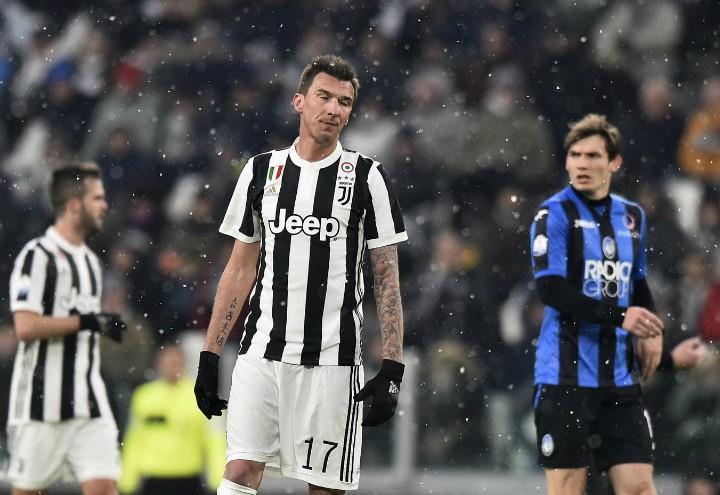 Mandzukic_Juventus_Atalanta_neve_lapresse_2018