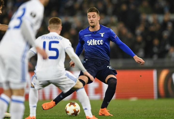 Milinkovic_Tsygankov_Lazio_Dinamo_Kiev_lapresse_2018