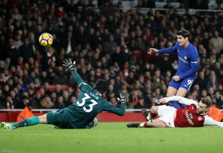 Morata Cech Europa League