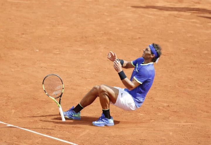 Nadal vittoria Roland Garros