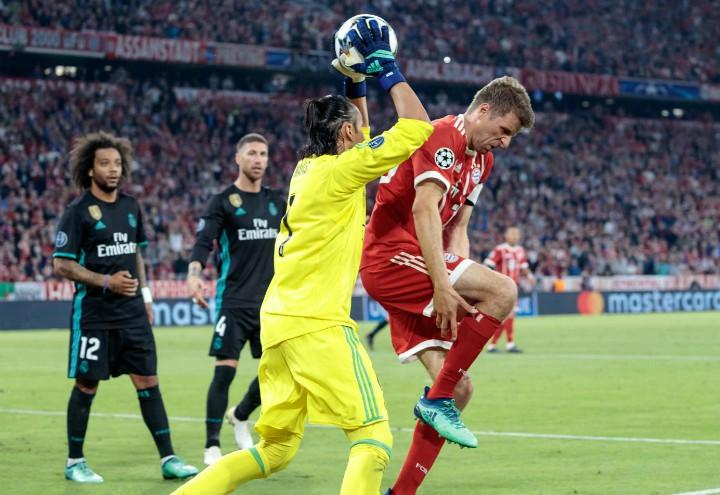 VIDEO/ Bayern Monaco Real Madrid (3-1): highlights e gol, dominio ...