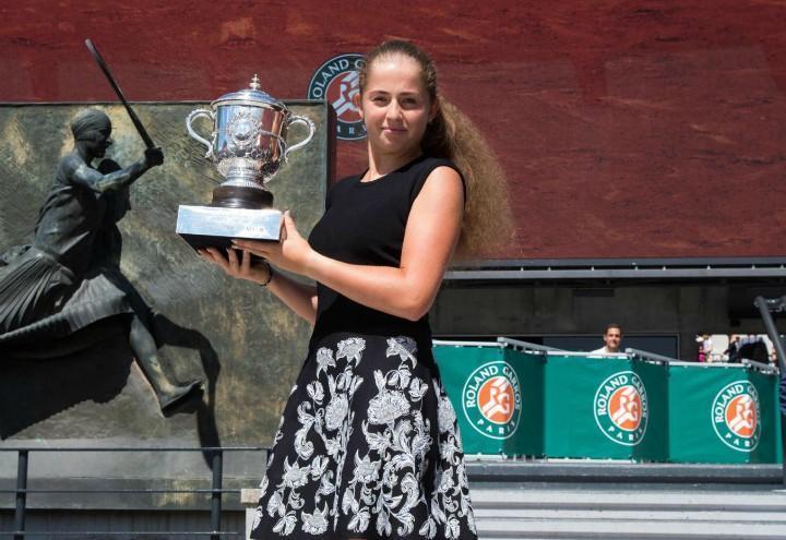 Ostapenko_Roland_Garros_lapresse_2018