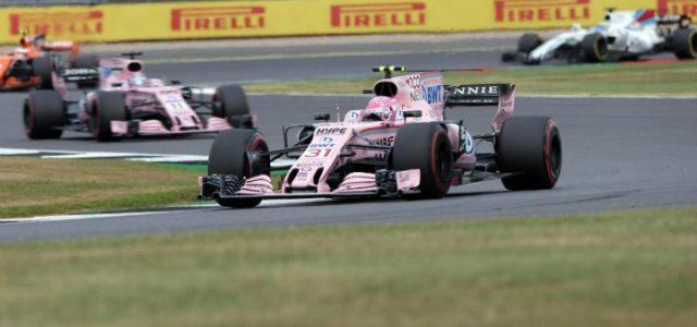 Perez Force India Racing Point