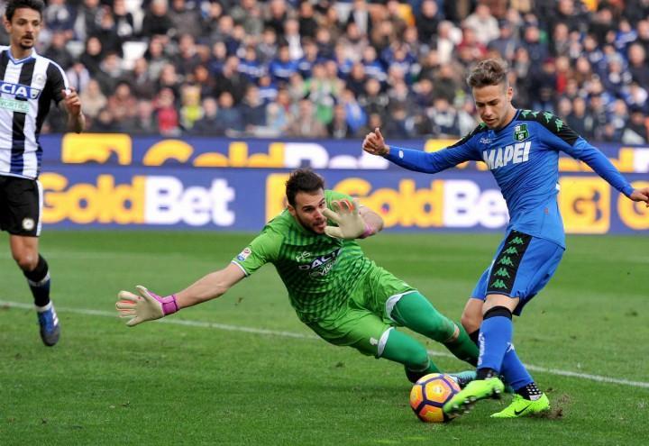 DIRETTA   Sassuolo Udinese (risultato finale 0-1) streaming video e tv   Decide Barak nel primo tempo 167458ef5b1a