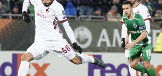 Rodriguez_rigore_Ludogorets_Milan_lapresse_2018