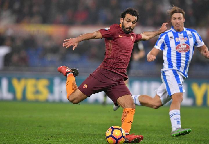 Salah_Crescenzi_Roma_Pescara_lapresse_2017