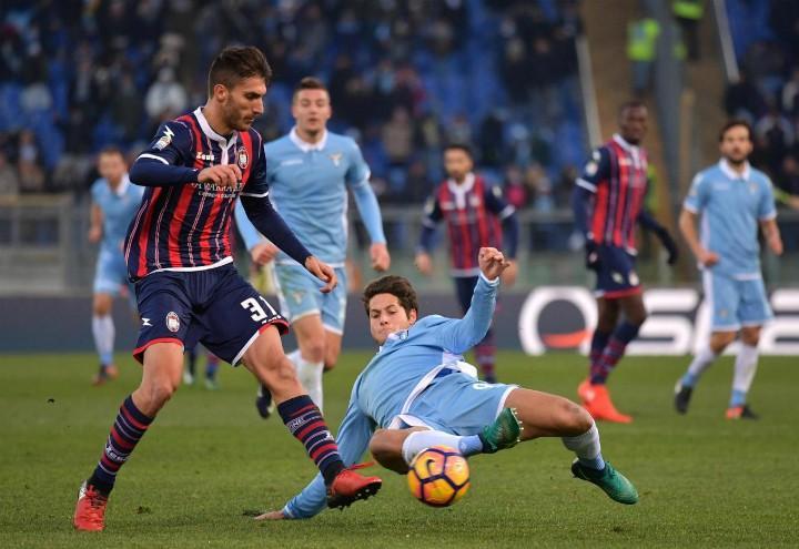 Sampirisi_Crotone_Lazio_lapresse_2017