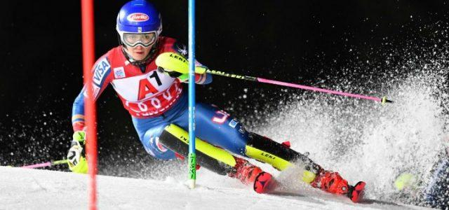 Shiffrin Flachau slalom