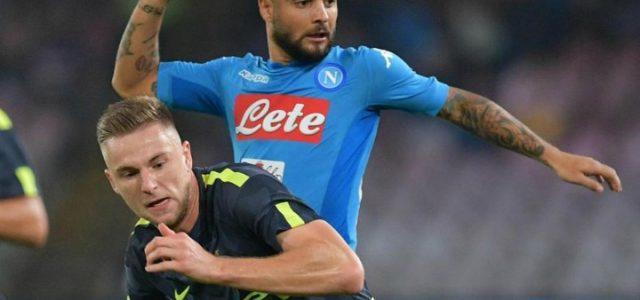 Skriniar Insigne Napoli Inter