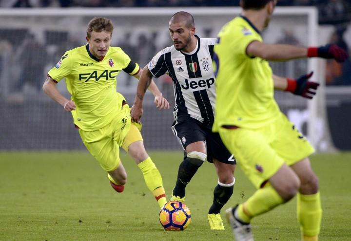 Sturaro_Krejci_Juventus_Bologna_lapresse_2017