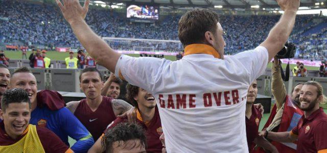 Totti_GameOver_Roma_lapresse_2017