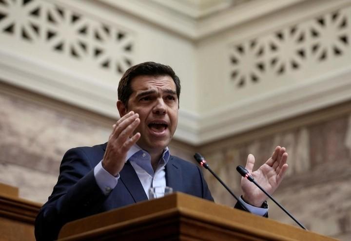 Tsipras_Parlamento_Lapresse