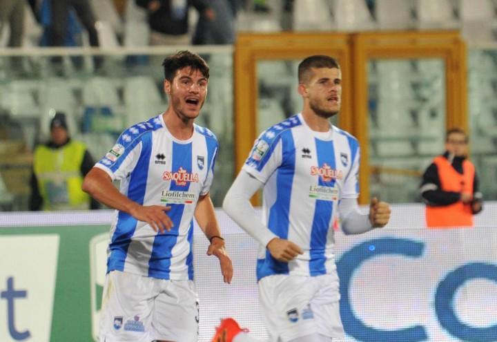 Valzania_Pescara_gol_lapresse_2017