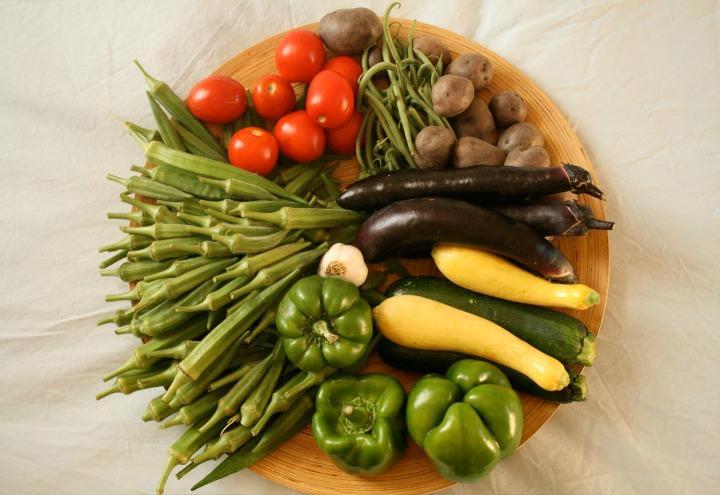 Veganismo, verdure e ortaggi