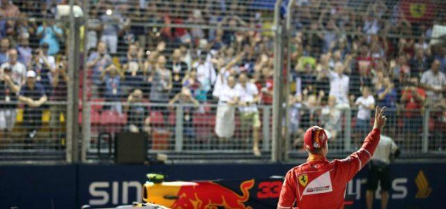 Vettel Formula 1
