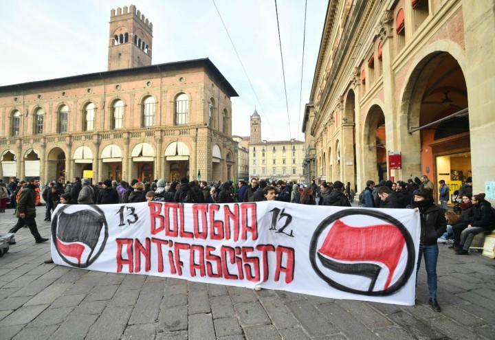 bologna_manifestazione_fascismo_forza_nuova_lapresse_2018