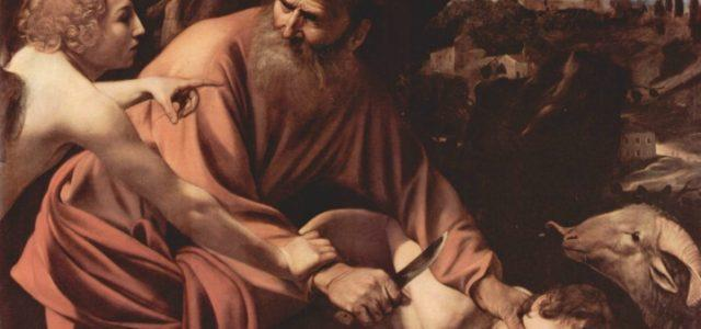 caravaggio_sacrificio_isacco_uffizi_arte_1603