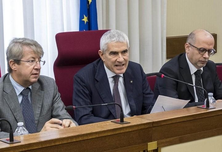 casini_commissione_inchiesta_banche1_lapresse_2017