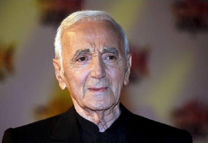 """Charles Aznavour/ """"Sono unico, siamo tutti unici"""" (Techetechetè)"""